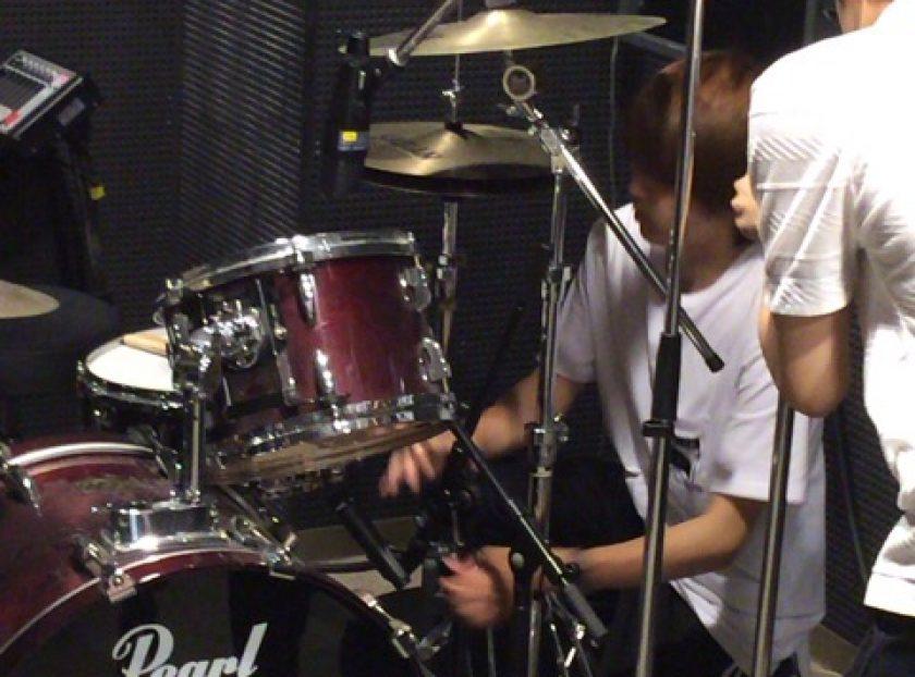 スタジオ音響演習